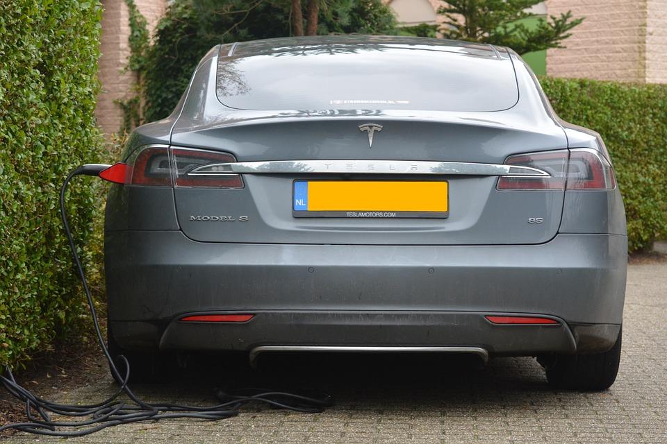 Nieuws over elektrische auto's