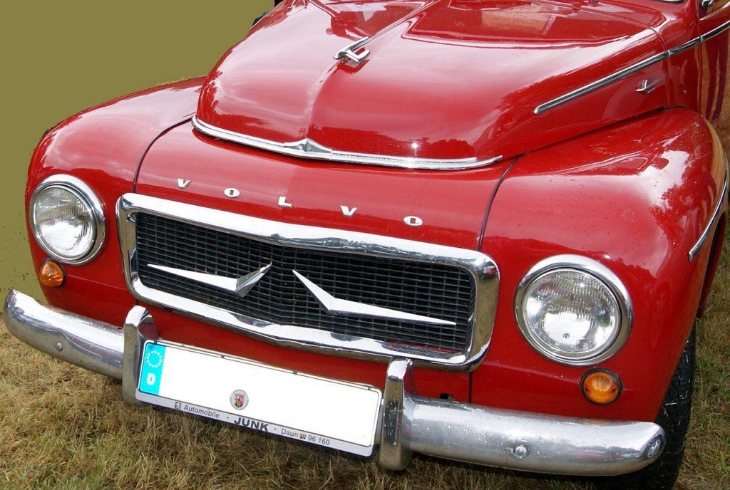 Volvo modellen